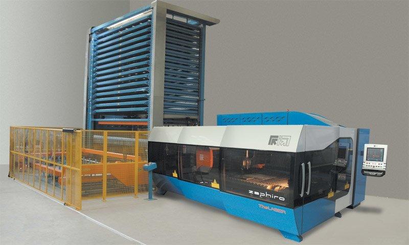Stroj za laserski razrez