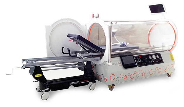 Hiperbarična kisikova komora