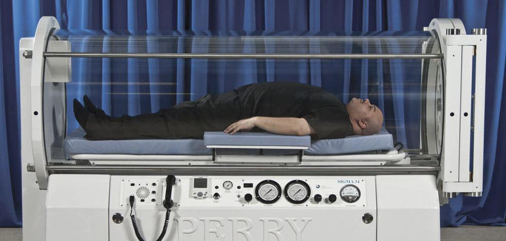 Hiperbarična kisikova terapija