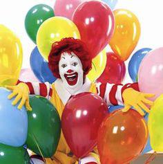 Praznovanje v McDonald's