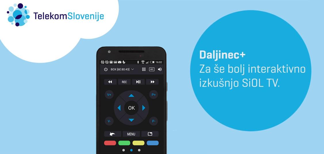 Daljinec+