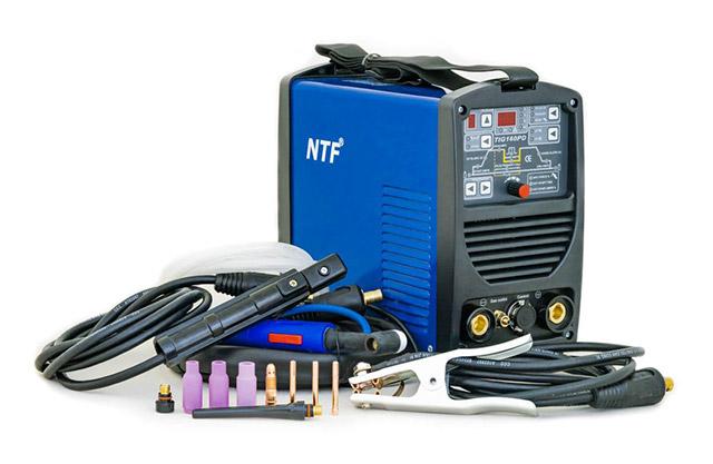 Inverterski varilni aparat NTF TIG-160PD