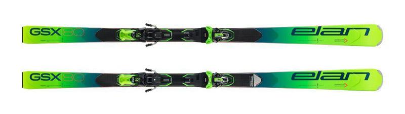 Smuči Elan GSX Fusion X