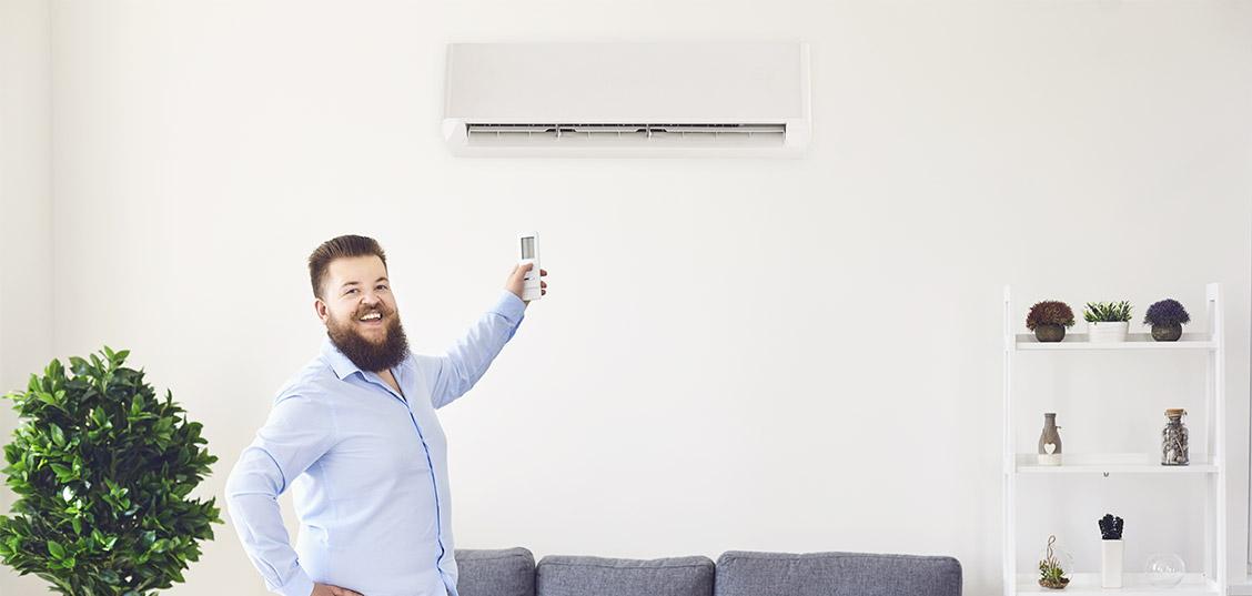 Klimatska naprava za stanovanje