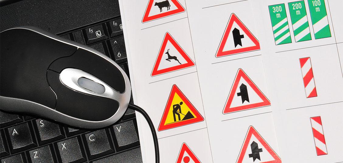 Online testi CPP za vozniški izpit
