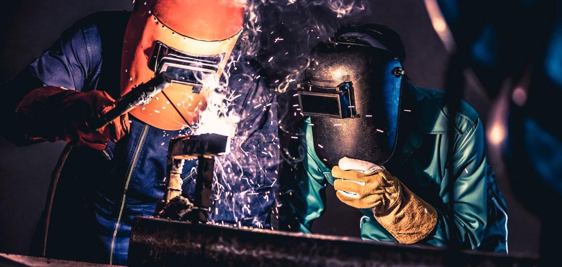 Spajanje kovin z varjenjem