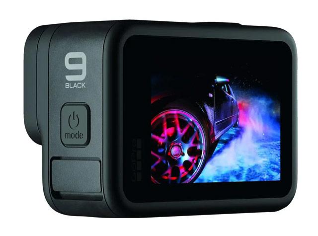 Športna kamera GoPro Hero 9 Black