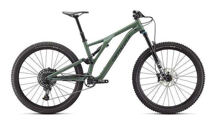 Cross country kolo Specialized Stumpjumpber FSR Comp Alloy